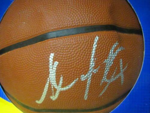 Samuel Dalembert Philadelphia 76ers Signed FS Basketball COA