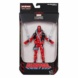 MARVEL-LEGENDS-BAF-SASQUATCH-SERIES-6-034-ACTION-FIGURE-Deadpool-Red-NEW