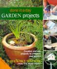 Done in a Day Garden Projects by Stewart Walton (Hardback, 1998)