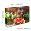 thumbnail 18 - Custom-Canvas-Print-Your-Photo-on-Personalised-Canvas-Large-Box-Ready-to-Hang