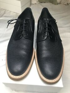 Common Projects Derby Shine Perforated