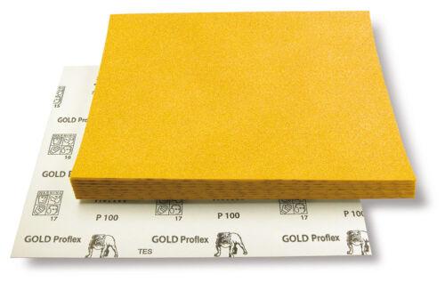 kein Klett 230 x 280 mm Körnung frei wählbar Mirka Schleifpapier Proflex