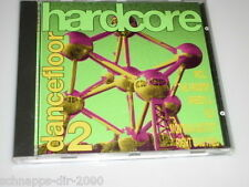 HARDCORE DANCEFLOOR 2 / CD 1992 MIT THE PRODIGY KLF BLACK MACHINE QUEEN LATIFAH