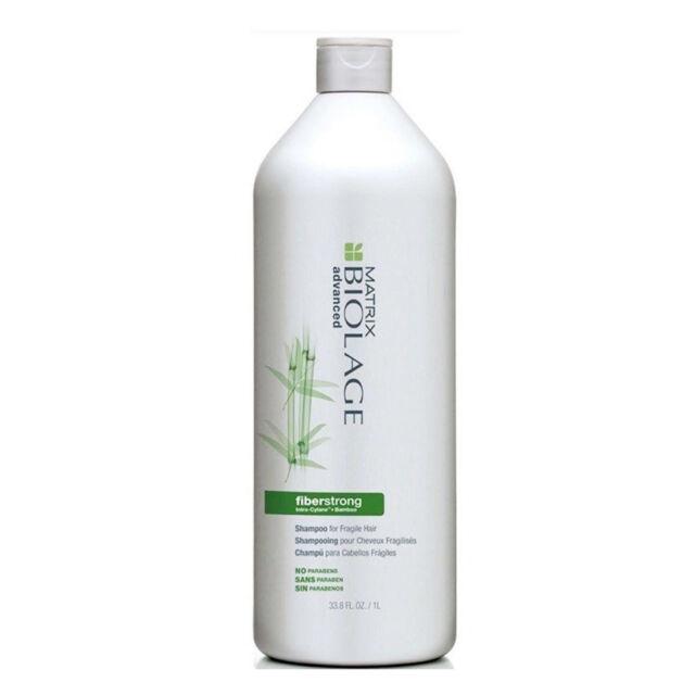 Matrix Biolage Fiberstrong Shampoo 1000 ml 1 Litro / Capelli Danneggiati