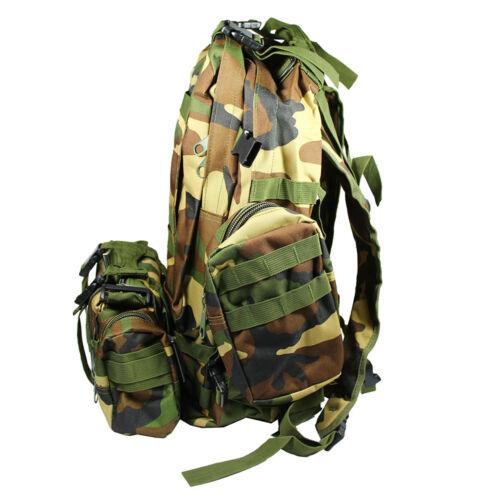 Outdoor Sac à Dos Camping Militaire Tactique Voyage Sport Randonnée Sacs Sacs à dos
