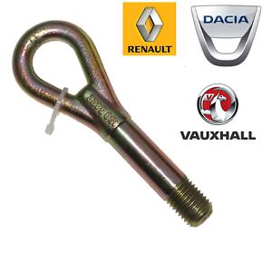 Renault Velsatis Sandero Dacia Logan Opel Agila Oeillet de Remorquage Crochet
