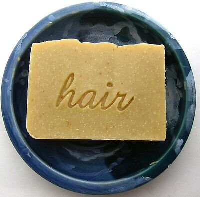 Lemon Vanilla Shampoo Bar - Vegan Aloe by Aquarian Bath