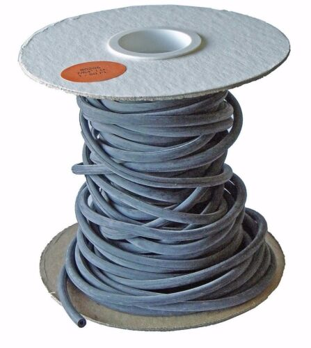 """Box of 50 ft Roll Rubber Windscreen Washer Hose 7//64/"""" 2.8mm"""