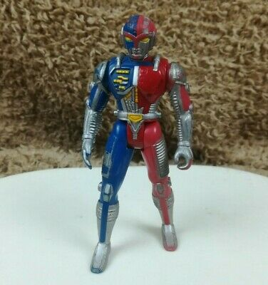 """Kenner !!! Ryan Steele 1994 VR Troopers 5/"""" Action Figure Vintage"""