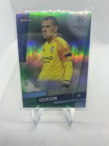 2020-EDERSON-99-TOPPS-FINEST-UEFA-CHAMPIONS-LEAGUE-Green-Refractor-SP