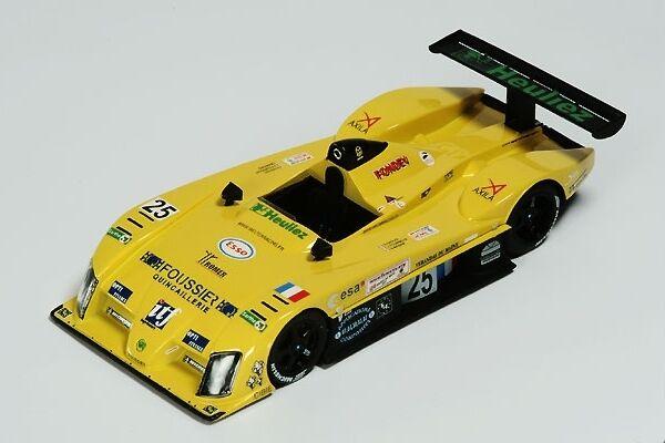 WR LM n°25 le mans 2003 SCWR15  Sparkmodel Sparkmodel Sparkmodel 6dc5c7
