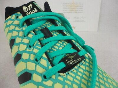 Adidas ZX Flux, Reflective Glow Running
