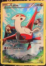 Pokemon XY78 Latias HOLO RARE Black Star Promo Card Mint/Near-Mint