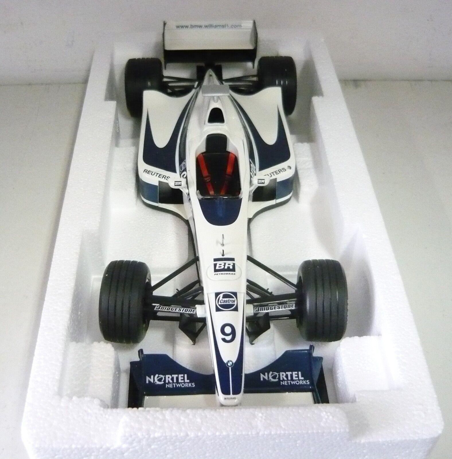 MINICHAMPS 180000099, Williams Launch Car 2000, Limit. Édition, 1 18, neu&ovp