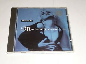 Madonna-Rescue-me-Alternate-Mix-JAPANESE-CD-Single-10-Tracks