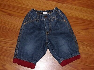 Bottoms Helpful Boys Baby Gap Denim Lined Jeans Sz 3-6 Months Super Warm!! Clothing, Shoes & Accessories