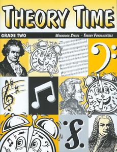 Theory Time Book Grade 2 Theory Fundamentals