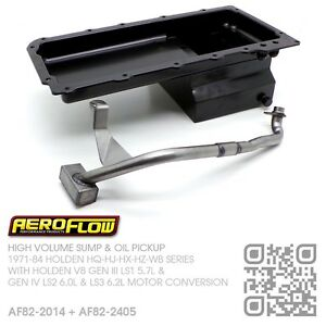 5-5L-HIGH-VOLUME-SUMP-amp-OIL-PICKUP-V8-GEN-III-LS1-5-7L-HOLDEN-HQ-HJ-HX-HZ-WB
