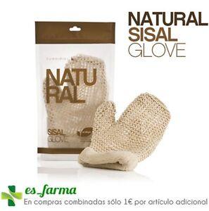 Suavipiel-Natural-Handschuh-Rosshaar-Peeling-Sisal-Handschuh-Peeling-1ud