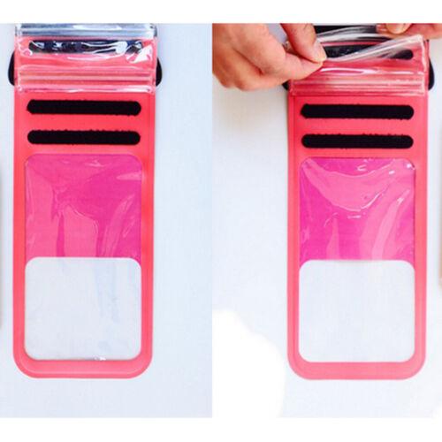 Premium wasserdichte Unterwasser Handytasche Bag Pack Hülle für Handy iPhone