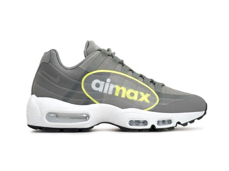 Nike air max 95 uomini ns gpx grande logo atletica moda scarpe aj7183 001