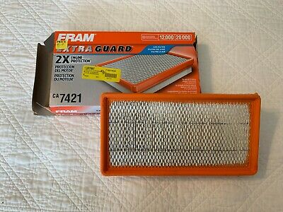 Genuine ACDelco GMC Chevrolet Engine Air Filter fits Fram CA7421 New