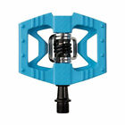 Crank Brothers Blue Double Shot 1 Dual Sided Clipless Pedals With Platform