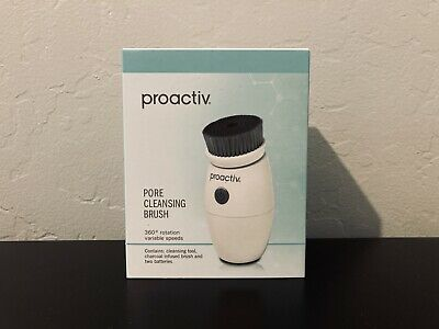 Brand New Sealed Proactiv Solution Charcoal Pore Cleansing Brush Free Shipping Ebay