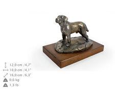 Labrador-Retriever, Holz Statuette, Bronze, ArtDog, DE