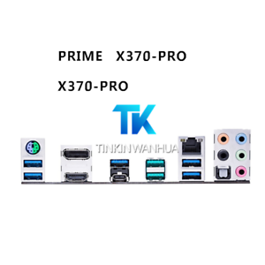 NEW-IO-I-O-SHIELD-back-plate-BLENDE-BRACKET-for-ASUS-PRIME-X370-PRO-X370-PRO