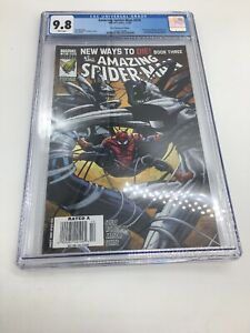 Amazing-Spider-Man-570-1st-print-CGC-9-8-AntiVenom-1-100-Newsstand-2-in-Census