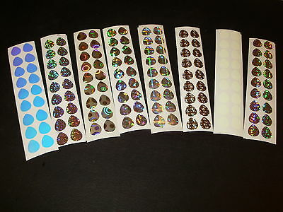 PHOTO REALISTIC Fishing Lure Tape Die Cuts #4 Willowleaf 12pk SHINER