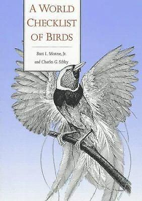 A World Checklist of Birds by Monroe, Burt L.