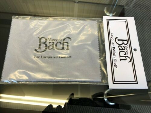 3952 Instrument Polishing Cloth for Lacquer Vincent Bach New!