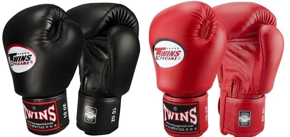 Kick Boxing Gloves for Men Women Karate Muay Thai Fight MMA Training 4-12 OZ New