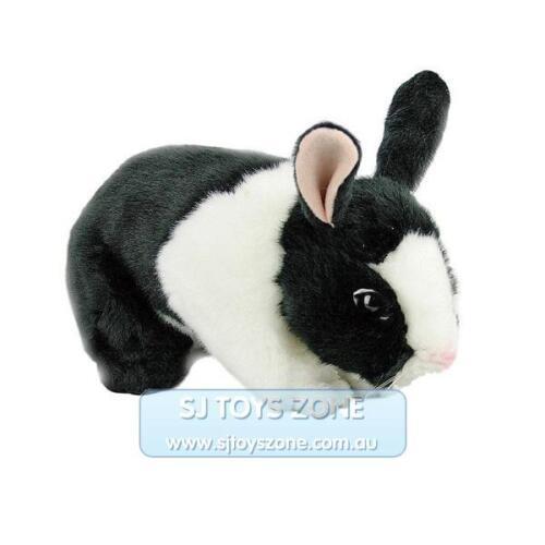 Bocchetta Plush Toys Rabbit Bunny 25cm Animal Stuffed Toy for Kids - Flopsy