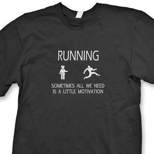 29aeb441 RUNNING Motivation Cop Funny T-shirt rude Humor Law Police Gun Tee ...