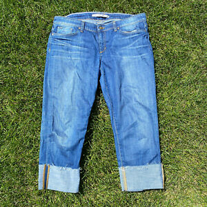 Size-32-JOES-JEANS-Candice-Wash-Cropped-Jeans