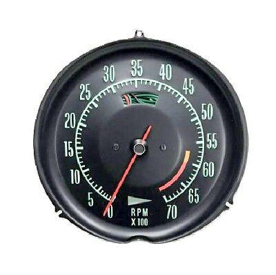 68-71 Corvette Fuel Gauge New Reproduction