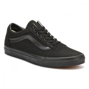 2890beb356d Caricamento dell immagine in corso Vans-Old-Skool -Sneaker-Scarpe-Da-Ginnastica-Nero-