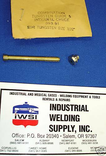 """Tec Torch 993-61 Standard Collet and Collet Body 3//32/"""""""