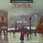 Violin Concertos - Vol. 1 Ayo 8007144060923 by Tartini CD