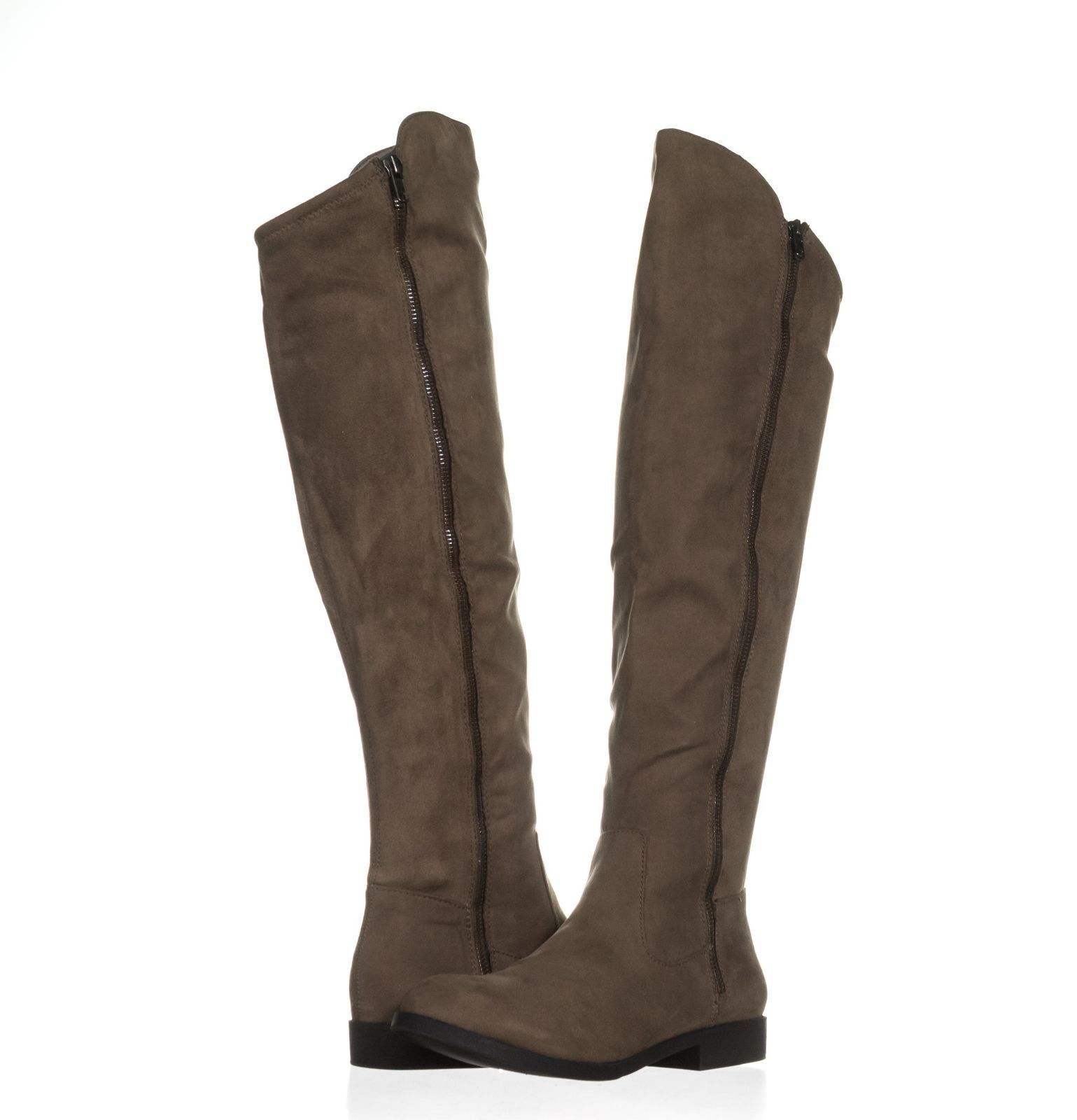 Style & Co Women's Hadleyy Over-the-Knee Boots Truffle