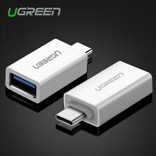 Ugreen USB C 3.1 Type C to USB-A 3.0 Female Adapter Converter Fr Mac Nexus 5X 6P