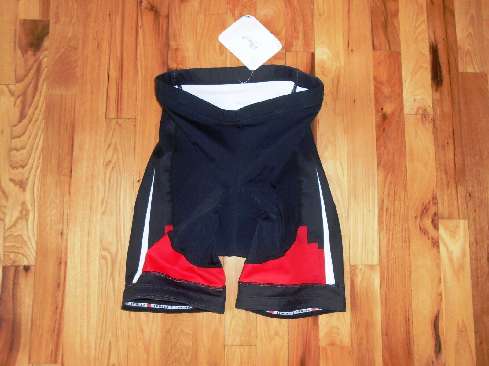 NWT    WMNS PRIMAL EVO CORSA PADDED SHORTS CYCLING YOUNG LIFE '14 SIZE LARGE