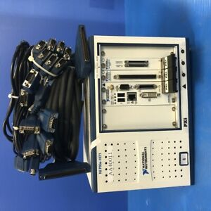 NATIONAL INSTRUMENTS PXI Serial Instrument Control Module NI PXI-6515 PXIe-8430