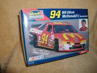 Revell-monogram - Bill Elliott Mcdonald's - 1997 Thunderbird - 1/24 Model Kit