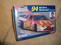 Revell-monogram - Bill Elliott Mcdonald's - 1997 Thunderbird - 1/24 Model Kit