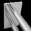 miniatura 11 - Handlauf Haltestange Griff Haltegriff Stützgriff am Waschbecken WC 50cm - 85 cm