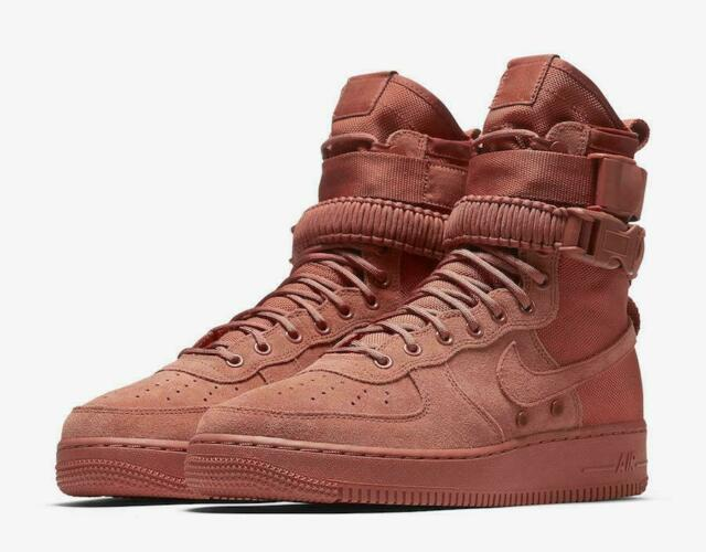 Nike Special Field SF AF1 Mens Size 10 Shoes 864024 204 Dusty Peach Air Force 1